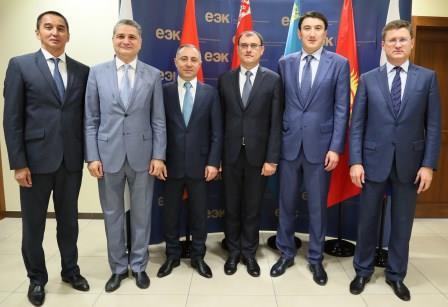 Министры энергетики стран ЕАЭС обсудили подходы к ценообразованию на транспортировку газа для общего рынка Союза