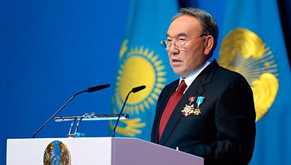 Обращение Президента Республики Казахстан Нурсултана Назарбаева к главам государств-членов Евразийского экономического союза
