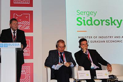Министр ЕЭК Сергей Сидорский: «В ЕАЭС существуют все возможности для создания успешного агробизнеса»