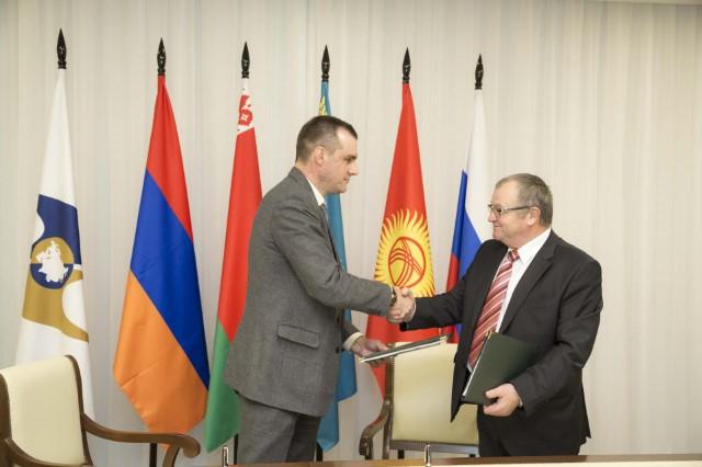Белорусский институт системных исследований выявит препятствия на внутренних рынках Евразийского союза