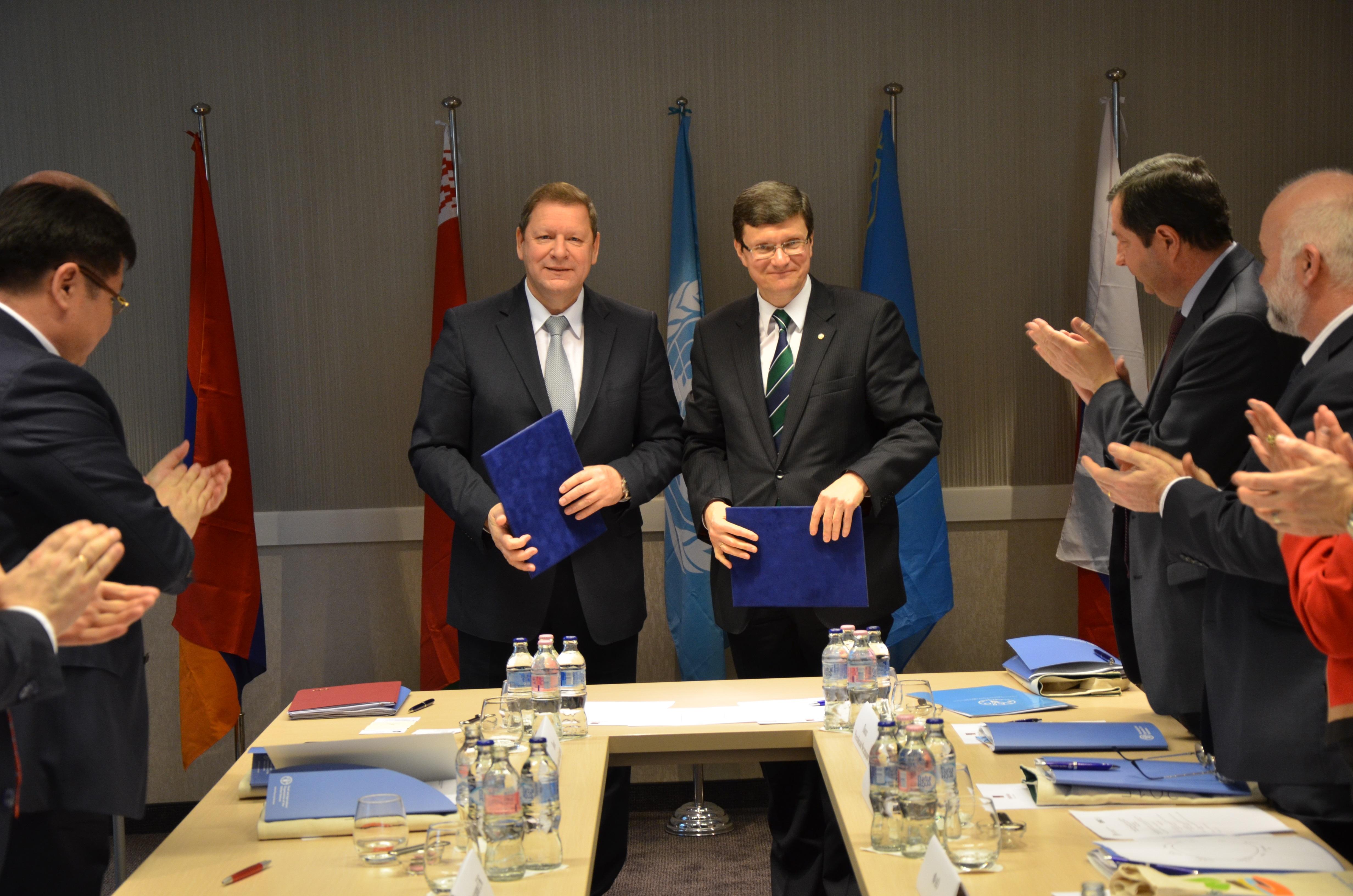 ЕЭК расширяет сотрудничество с Продовольственной и сельскохозяйственной организацией ООН