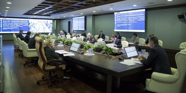 Заседание Коллегии ЕЭК 21.11.2016