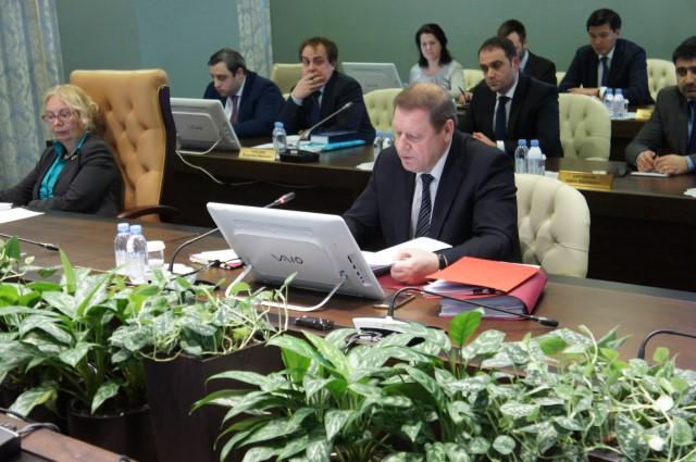 Заседание Коллегии ЕЭК 27 декабря 2016