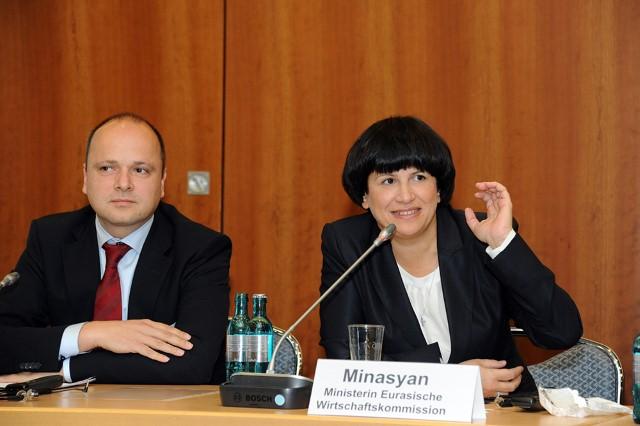 5. Osteueropa Wirtschaftstag des Osteuropaverein der deutschen Wirtschaft 2.11.2015