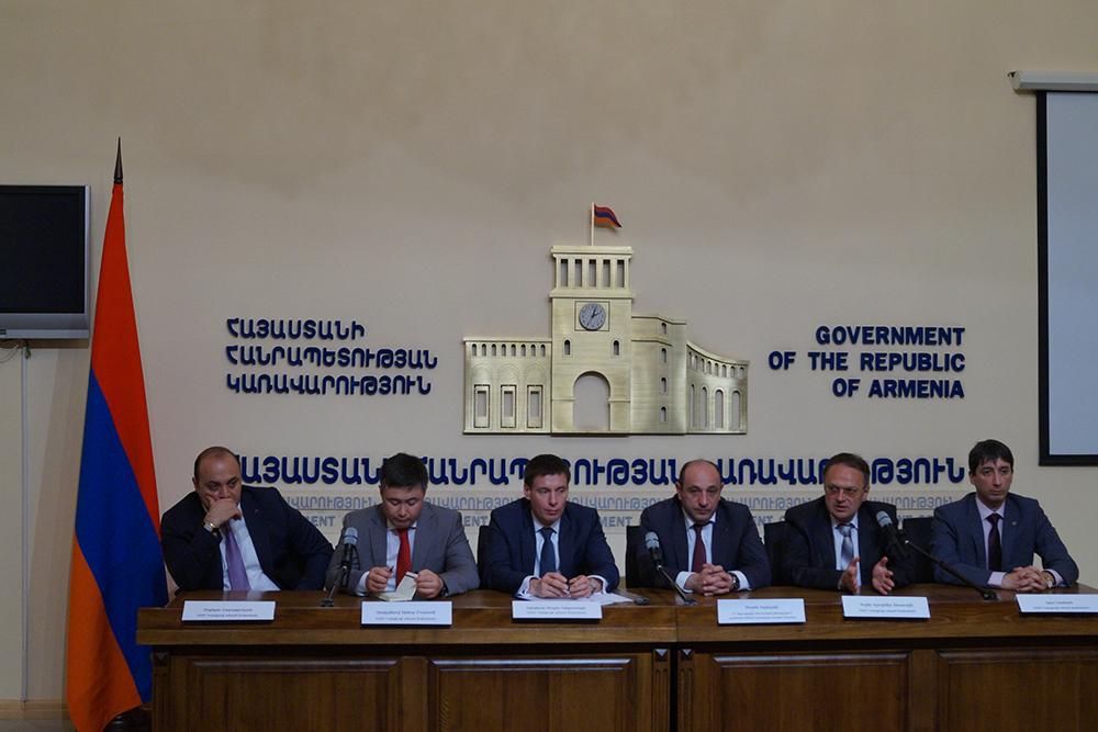Министры ЕЭК призвали бизнес-сообщество Армении активнее участвовать в разработке документов ЕАЭС