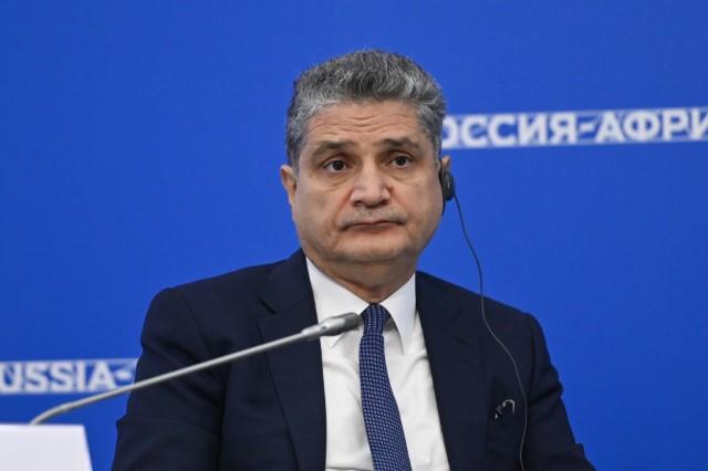 Саммит и Экономический форум Россия — Африка|Summit and Economic Forum Russia—Africa